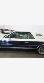 1979 Lincoln Continental for sale 101342821
