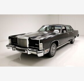 1979 Lincoln Continental for sale 101352169