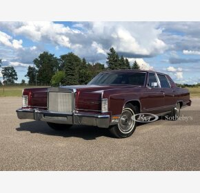 1979 Lincoln Continental for sale 101362101