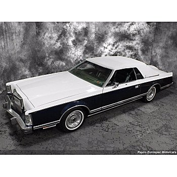 1979 Lincoln Continental for sale 101374819