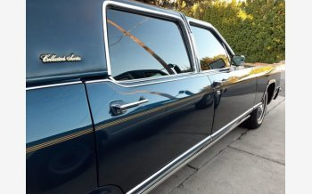 1979 Lincoln Continental for sale 101380755