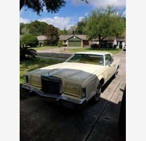 1979 Lincoln Continental for sale 101389182