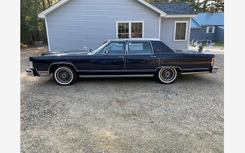 1979 Lincoln Continental for sale 101397530