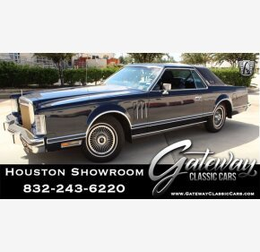 1979 Lincoln Continental for sale 101400364