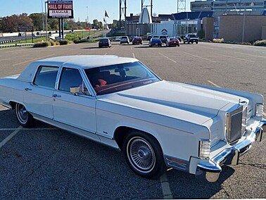 1979 Lincoln Continental for sale 101401507