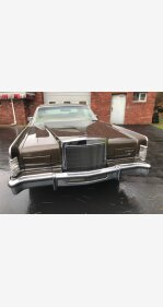 1979 Lincoln Continental for sale 101412008