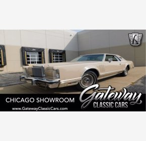 1979 Lincoln Continental for sale 101421528