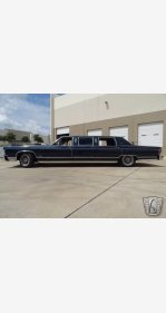 1979 Lincoln Continental for sale 101431711