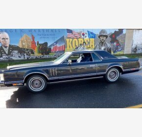 1979 Lincoln Continental for sale 101431767