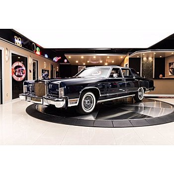 1979 Lincoln Continental for sale 101524456