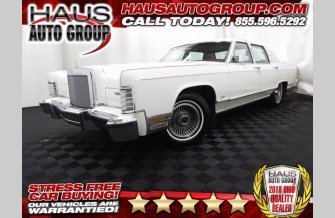1979 Lincoln Continental for sale 101556206