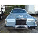 1979 Lincoln Continental for sale 101587181