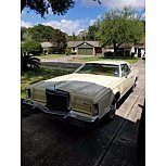 1979 Lincoln Continental for sale 101587223