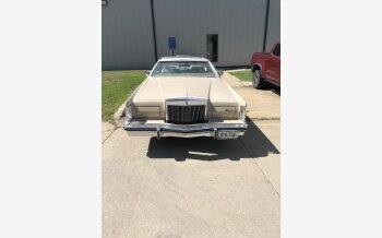 1979 Lincoln Continental Executive for sale 101597803