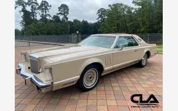 1979 Lincoln Continental for sale 101604781