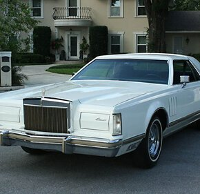 1979 Lincoln Mark V for sale 100994059