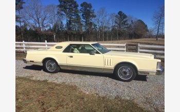 1979 Lincoln Mark V for sale 101272884