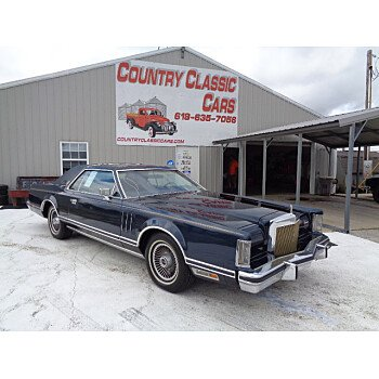 1979 Lincoln Mark V for sale 101360025