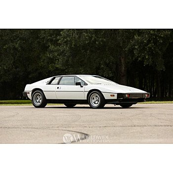 1979 Lotus Esprit for sale 101022443