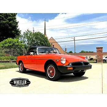 1979 MG MGB for sale 101092196