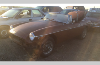 1979 MG MGB for sale 101050263