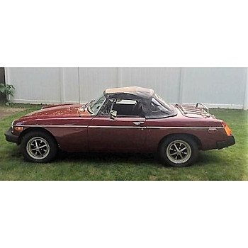 1979 MG MGB for sale 100827151