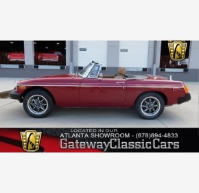 1979 MG MGB for sale 100963766