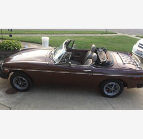 1979 MG MGB for sale 101055633
