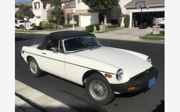 1979 MG MGB for sale 101100342