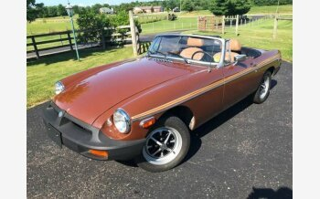 1979 MG MGB for sale 101169211