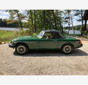 1979 MG MGB for sale 101205612