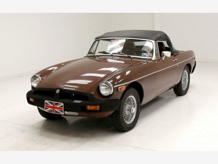 1979 MG MGB for sale 101240652