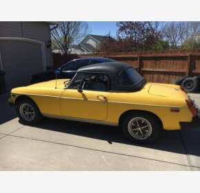 1979 MG MGB for sale 101318701