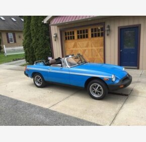 1979 MG MGB for sale 101331237