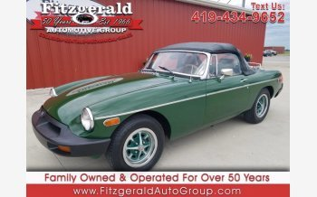 1979 MG MGB for sale 101336002