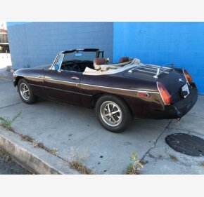 1979 MG MGB for sale 101360588