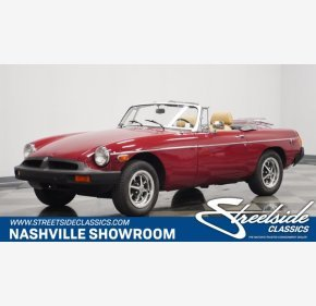 1979 MG MGB for sale 101400160