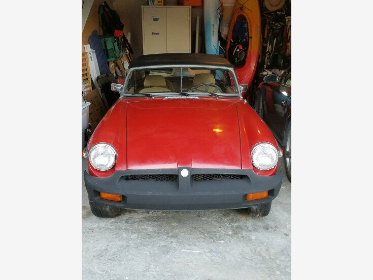 1979 MG MGB for sale 101516004