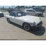 1979 MG MGB for sale 101533527