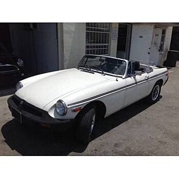 1979 MG MGB for sale 101537485