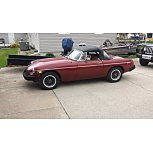 1979 MG MGB for sale 101577244