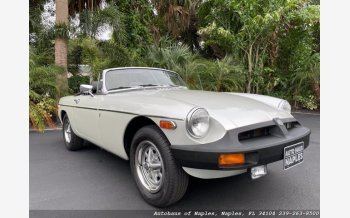 1979 MG MGB for sale 101613605