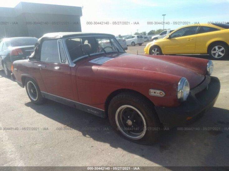 1979 MG Midget for sale 101546274