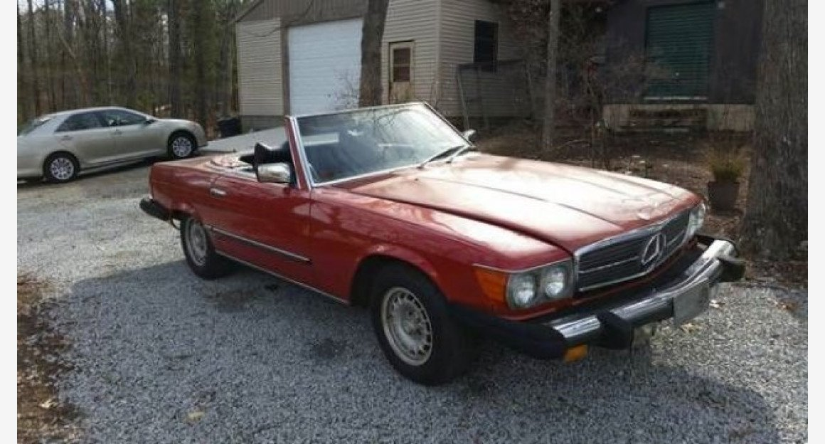 1979 Mercedes-Benz 450SL for sale 100842497