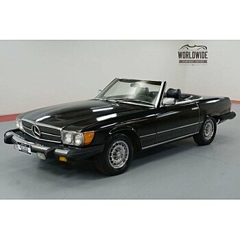 1979 Mercedes-Benz 450SL for sale 101025818