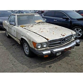 1979 Mercedes-Benz 450SL for sale 101124552