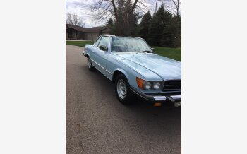 1979 Mercedes-Benz 450SL for sale 101491026