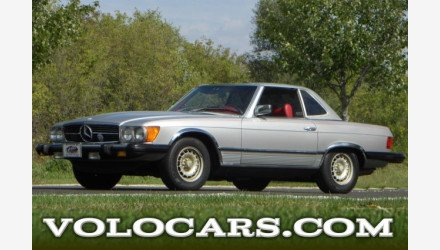 1979 Mercedes-Benz 450SL for sale 101040312