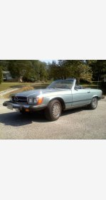 1979 Mercedes-Benz 450SL for sale 100834089