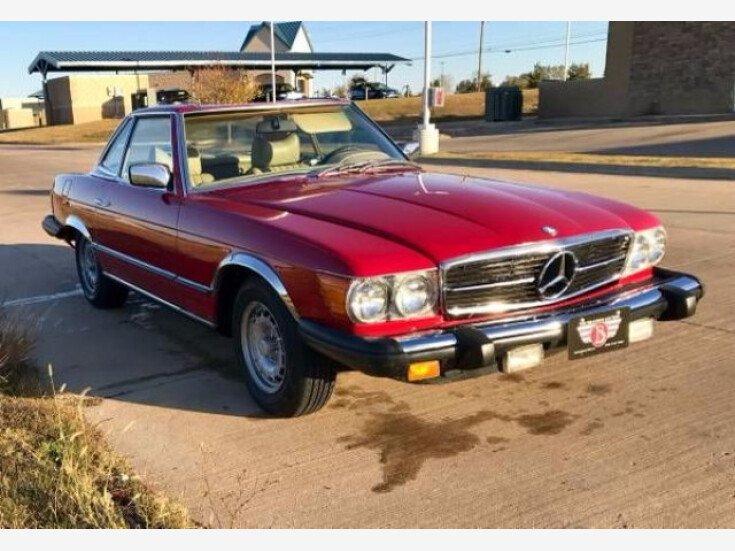 1979 Mercedes-Benz 450SL for sale 100925829